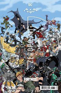 [Batman/Fortnite: Zero Point #6 (Premium Variant F) (Product Image)]