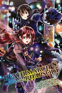 [Death March To The Parallel World Rhapsody: Volume 8 (Product Image)]