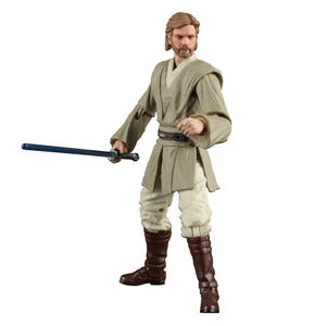 [Star Wars: Attack Of The Clones: Black Series Action Figure: Obi-Wan Kenobi (Product Image)]