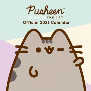 [Pusheen: 2021 Square Calendar (Product Image)]