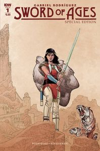 [Sword Of Ages: Special Edition #1 (Cover A Rodriguez) (Product Image)]