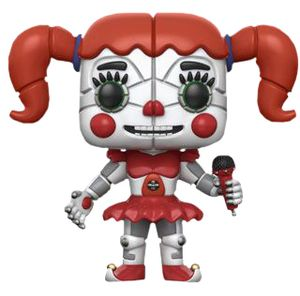 [Five Nights At Freddy's: Sister Location: Pop! Vinyl Figure: Baby (Product Image)]
