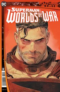 [Future State: Superman: Worlds Of War #2 (Cover A Mikel Janin) (Product Image)]
