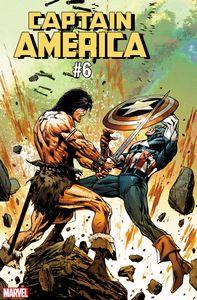 [Captain America #6 (Conan Vs Marvel Variant) (Product Image)]