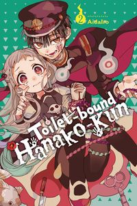 [Toilet-Bound Hanako Kun: Volume 2 (Product Image)]