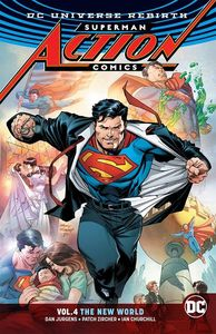 [Superman: Action Comics: Volume 4: The New World (Rebirth) (Product Image)]