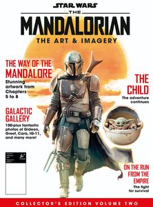 [Star Wars: The Mandalorian: Art & Imagery Collector's Edition Magazine #2 (Newsstand Edition) (Product Image)]