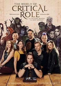 [The World Of Critical Role (Hardcover) (Product Image)]