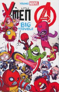 [Young Marvel: Little X-Men, Little Avengers, Big Trouble (Product Image)]