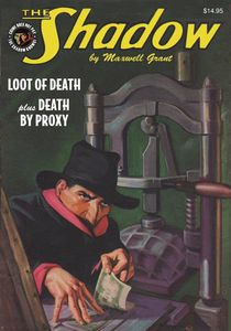 [The Shadow: Double Novel: Volume 114: Death By Proxy & Loot Of Death (Product Image)]