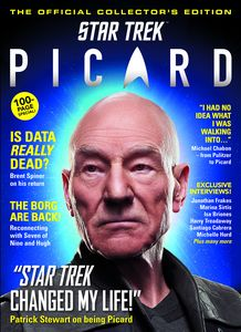 [Star Trek: Picard (Official Collector's Edition) (Product Image)]