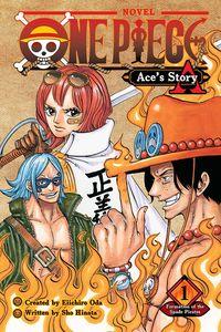 [One Piece: Ace's Story: Volume 1 (Light Novel) (Product Image)]
