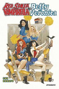 [Red Sonja & Vampirella Meet Betty & Veronica: Volume 1 (Product Image)]