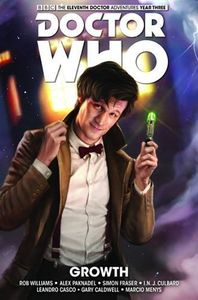 [Doctor Who: Eleventh Doctor: Volume 7: Growth (Product Image)]