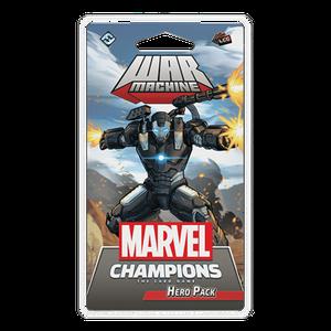 [Marvel Champions: Warmachine (Hero Pack) (Product Image)]