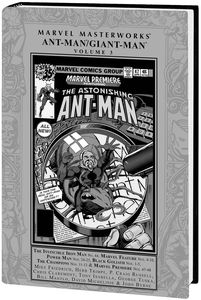[Marvel Masterworks: Ant-Man/Giant-Man: Volume 3 (Hardcover) (Product Image)]