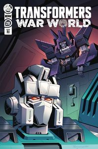 [Transformers #28 (Thomas Deer Variant) (Product Image)]