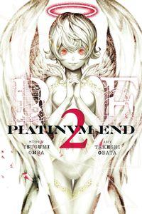 [Platinum End: Volume 2 (Product Image)]