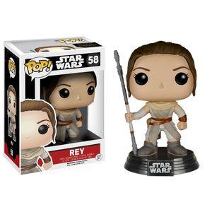 [Star Wars: The Force Awakens: Pop! Vinyl Figures: Rey (Product Image)]