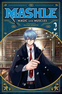 [Mashle: Magic & Muscles: Volume 2 (Product Image)]
