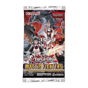 [YU-GI-OH!: Trading Card Game: Mystic Fighters Booster (Product Image)]