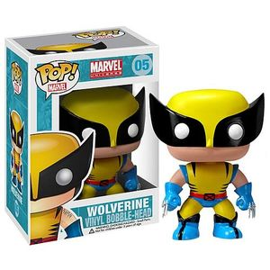 [Marvel: Pop! Vinyl Bobblehead: Wolverine (Product Image)]