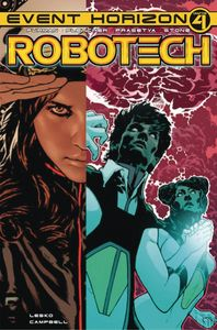 [Robotech #24 (Cover A Spokes) (Product Image)]