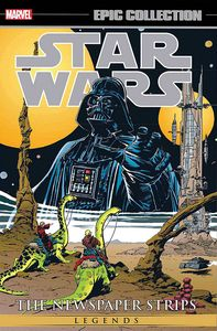 [Star Wars: Legends: Epic Collection: Newspaper Strips: Volume 2 (Product Image)]