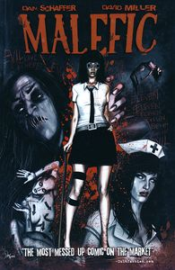 [Malefic: Volume 1: Doctor Will See You Now (Product Image)]