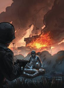 [World Of Tanks: Citadel #5 (Product Image)]