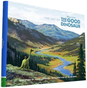 [Art Of The Good Dinosaur (Hardcover) (Product Image)]