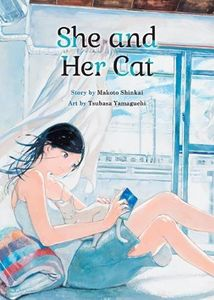 [She & Her Cat (Product Image)]