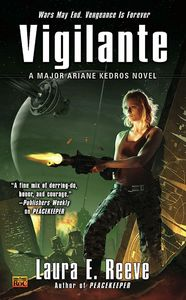 [Major Ariane Kedros: Book 2: Vigilante (Product Image)]