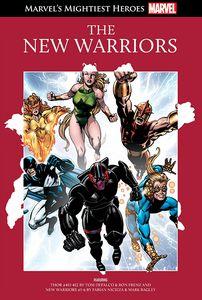 [Marvel's Mightiest Heroes: Volume 89: New Warriors (Product Image)]