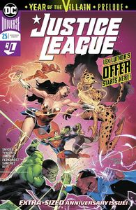 [Justice League #25 (Year Of The Villain) (Product Image)]