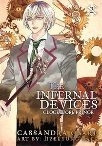 [Infernal Devices: Volume 2: Clockwork Prince (Product Image)]