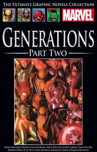 [Marvel Graphic Novel Collection: Volume 235: Generations Part 2 (Hardcover) (Product Image)]