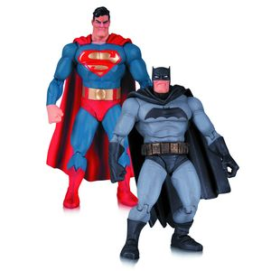[Batman: Dark Knight Returns: 30th Anniversary: Action Figure 2 Pack (Product Image)]
