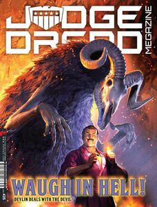 [Judge Dredd Megazine #435 (Product Image)]