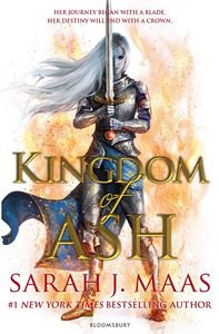 [Throne Of Glass: Book 8: Kingdom Of Ash (Signed Edition) (Product Image)]