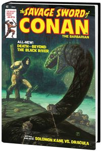 [Savage Sword Of Conan: The Original Marvel Years: Omnibus: Volume 2: Star (Hardcover) (Product Image)]