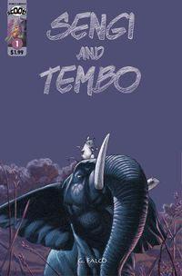 [The cover for Sengi & Tembo #1]