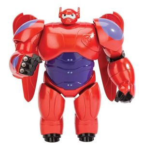 [Big Hero 6: Action Figures: Baymax Armour Variant (Product Image)]