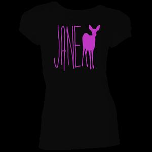 [Life Is Strange: Women's Fit T-Shirt: Chloe's Jane Doe (Product Image)]