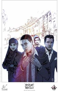 [Rivers of London: Volume 4: Detective Stories (Forbidden Planet Signed Mini Print Edition) (Product Image)]