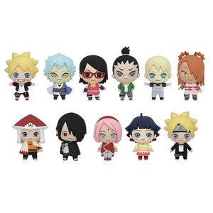 [Boruto: 3D Figural Bag Clips: Series 1 (Product Image)]