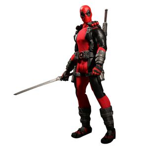 [Marvel: One:12 Collective Action Figure: Deadpool (Product Image)]