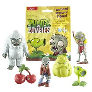 [Plants vs. Zombies: Fundead Figures (Product Image)]