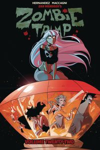 [Zombie Tramp: Volume 22: Blood Diamonds Are Forever (Product Image)]