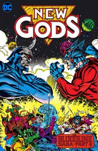 [New Gods: Book One: Bloodlines (Product Image)]
